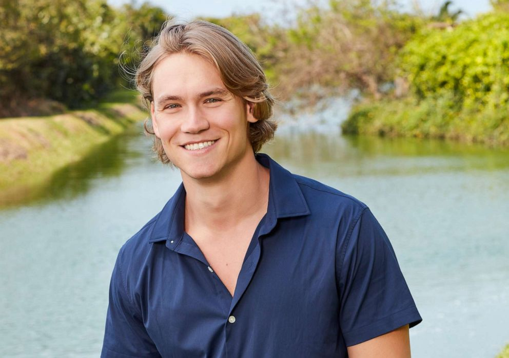 PHOTO:John Paul Jones will be on the next season of Bachelor in Paradise.