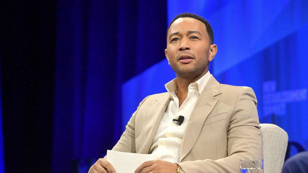 John Legend reflects on facing racism in college