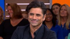 "PHOTO: John Stamos appears on ""Good Morning America,"" Oct. 19, 2018."