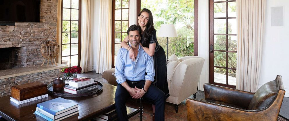PHOTO: John Stamos Beverly Hills home appears in Architectural Digest.