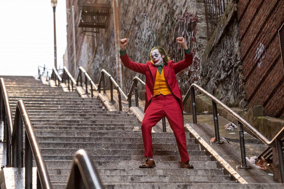hollywood PHOTO: Joaquin Phoenix stars in Joker.