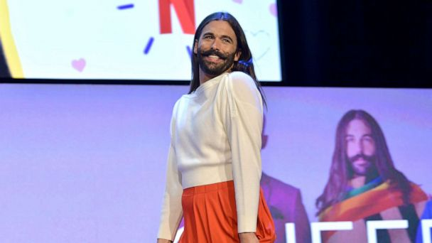 Jonathan Van Ness from 'Queer Eye' says he identifies as non-binary