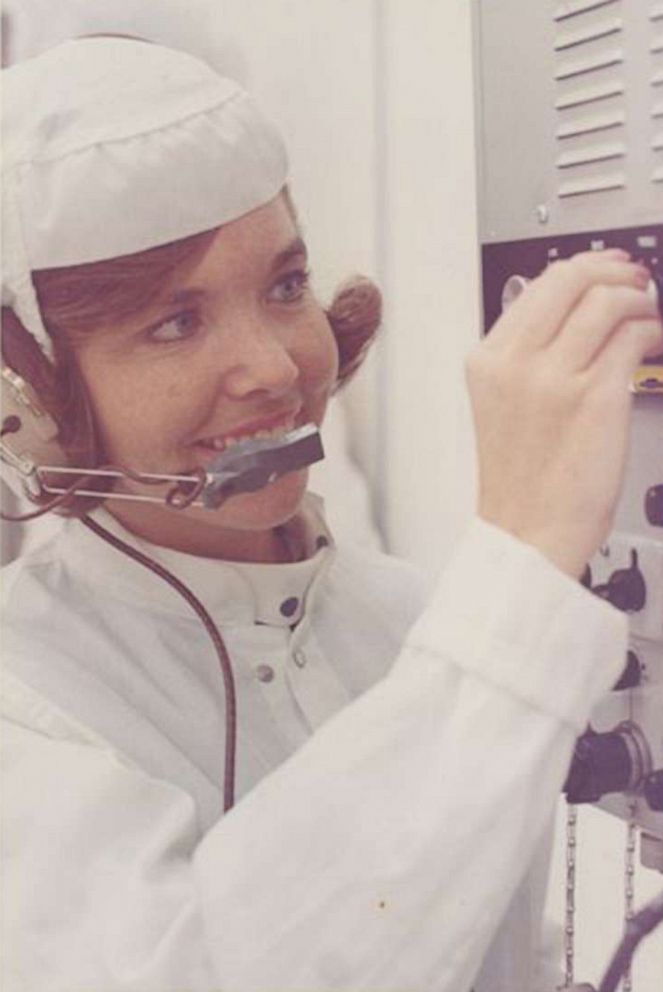 PHOTO: Former NASA Biomedical Systems Engineer, Judy Sullivan, worked at NASA on Apollo 11.