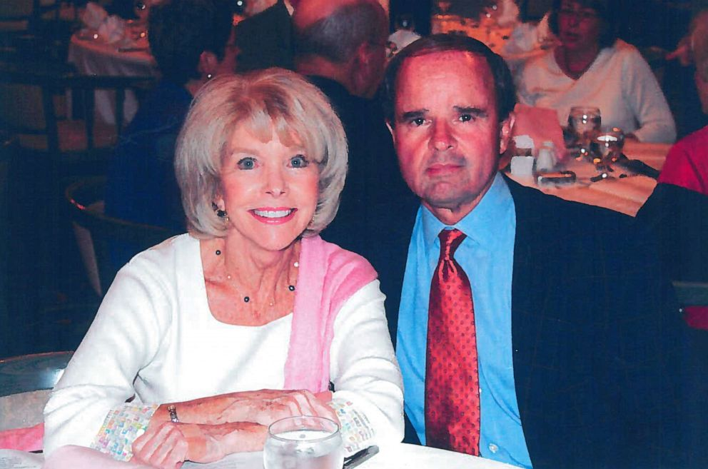 PHOTO: Judy Sullivan with her husband Marshall Sullivan.