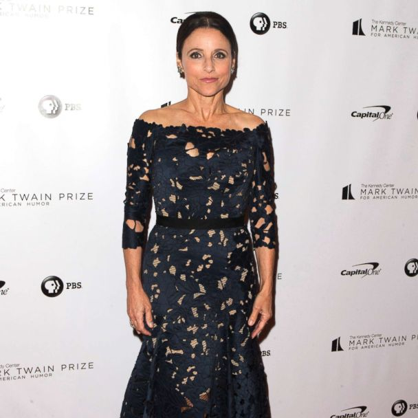 Julia Louis Dreyfus Says She Has A New Perspective On Life