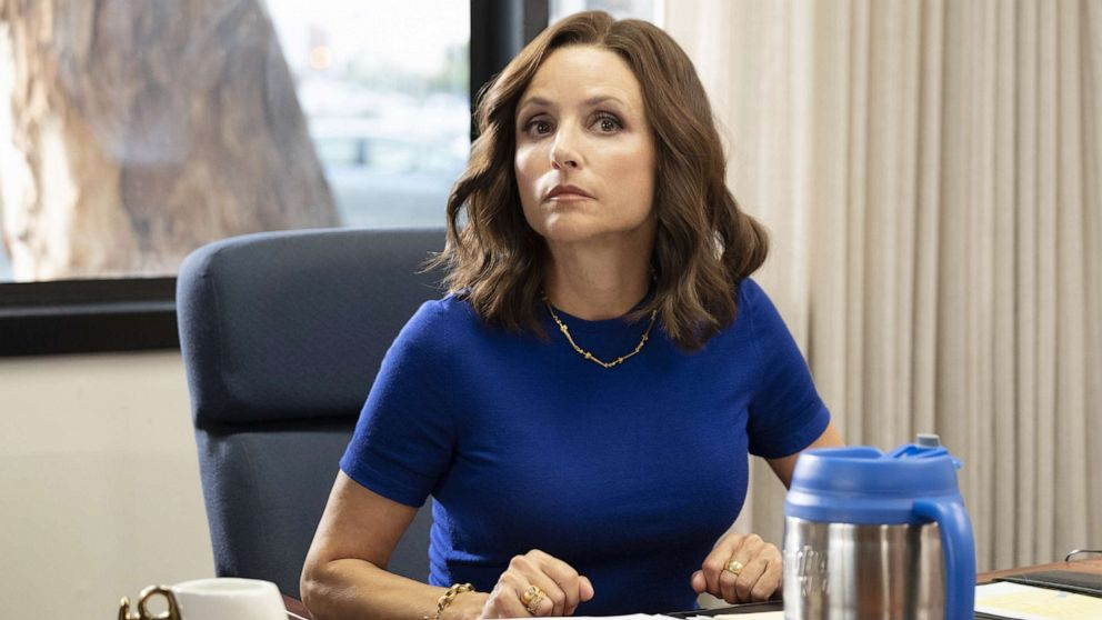 Veep' finale: How to score pieces from Julia Louis-Dreyfus