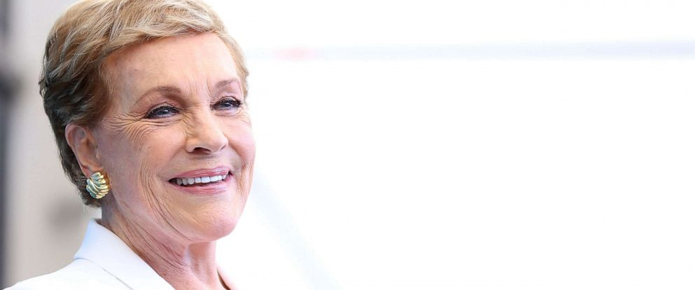 PHOTO: Julie Andrews attends the Golden Lion for Lifetime Achievement photocall during the 76th Venice Film Festival on Sept. 3, 2019 in Venice, Italy.
