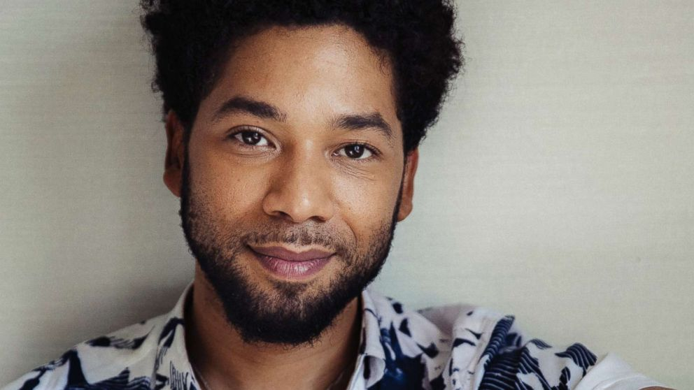 Jussie Smollett poses for a portrait in New York, March 6, 2018.