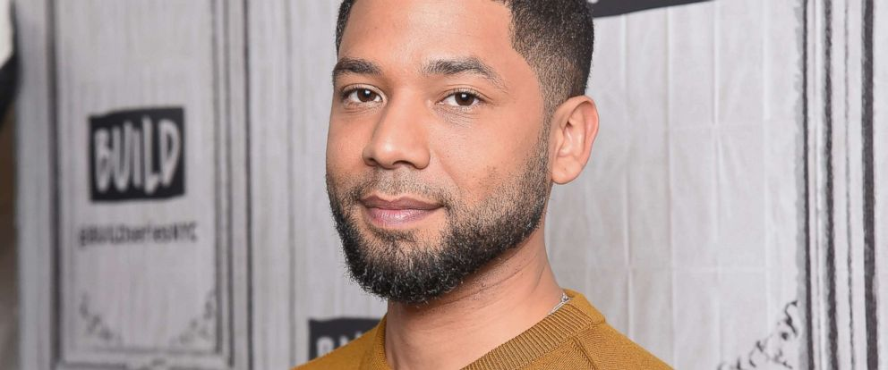 PHOTO: Actor Jussie Smollett visits Build Studio on Nov. 14, 2018, in New York.