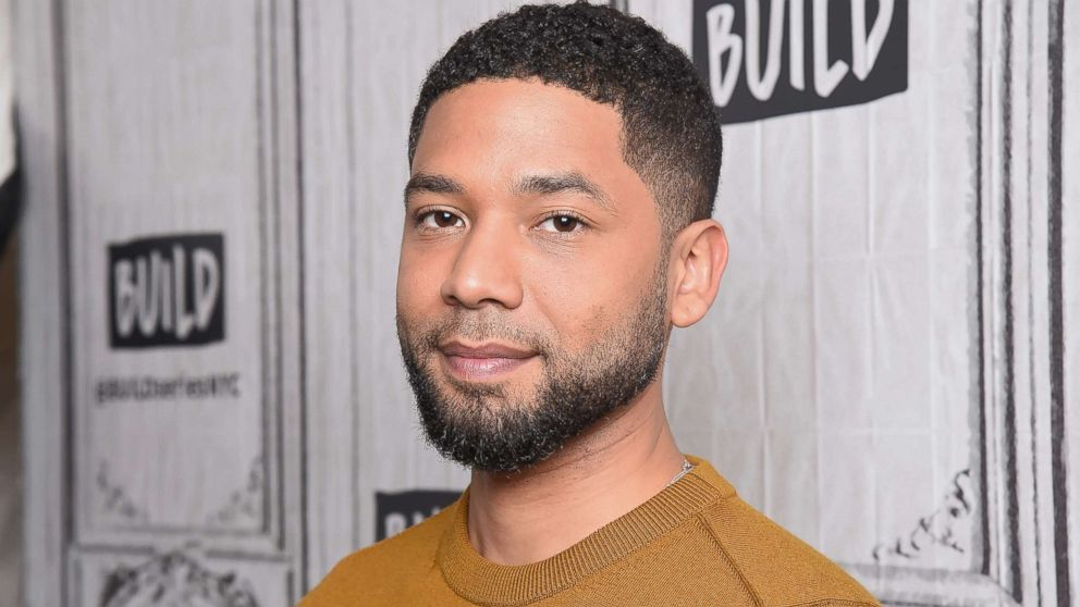 Actor Jussie Smollett visits Build Studio on Nov. 14, 2018 in New York.
