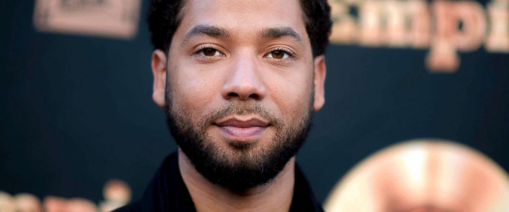 "PHOTO: Jussie Smollett attends an ""Empire"" event in Los Angeles, May 20, 2016."