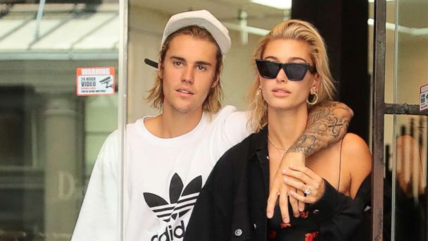Check out the first pics from Justin and Hailey Bieber's second wedding
