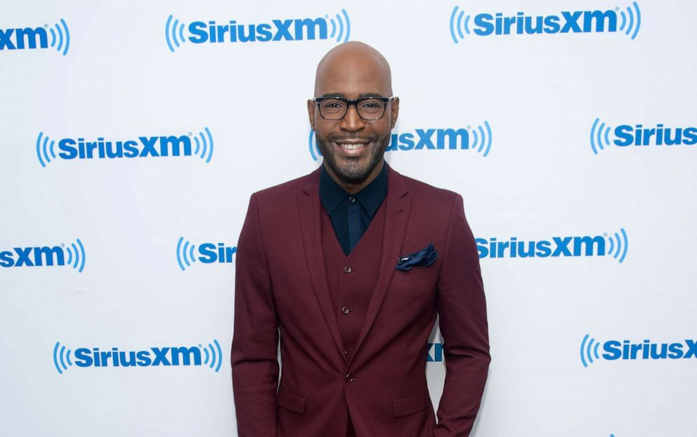 PHOTO: Karamo Brown visits the SiriusXM Studios on March 04, 2019, in New York.