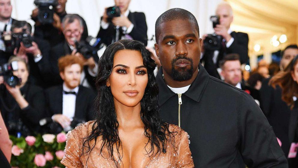 dcf01da89498e Kim Kardashian West and Kanye West attend the 2019 Met Gala Celebrating Camp   Notes on
