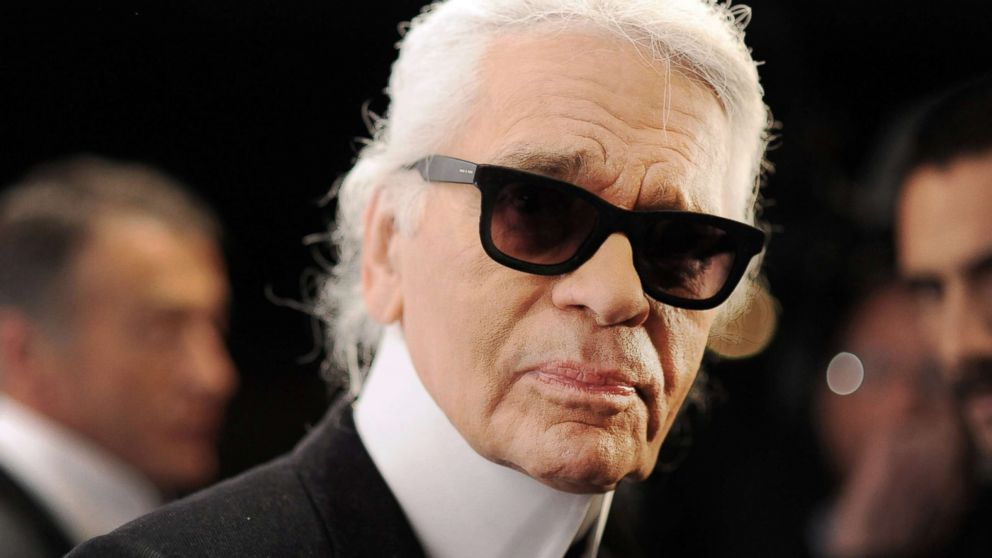 Celebrities, fashion insiders mourn the death of Chanel's Karl Lagerfeld