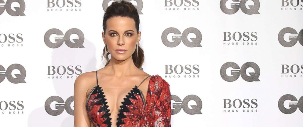 PHOTO: Kate Beckinsale attends the GQ Men of the Year awards at Tate Modern, Sept. 5, 2018, in London.