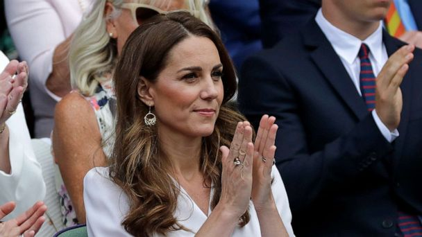 Duchess Kate reveals Prince George received lesson from favorite tennis player Roger Federer
