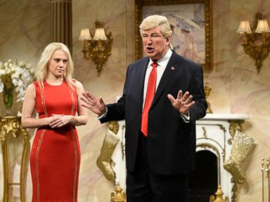 'SNL' shows world without Donald Trump as president in 'It's a Wonderful Life' spoof