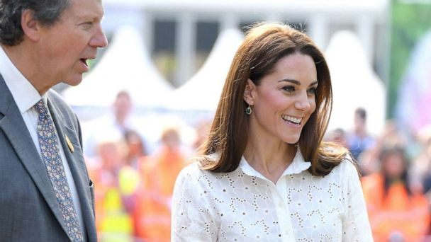 69f17e47 Kate Middleton wears affordable garden attire: Here's where to get her  latest looks