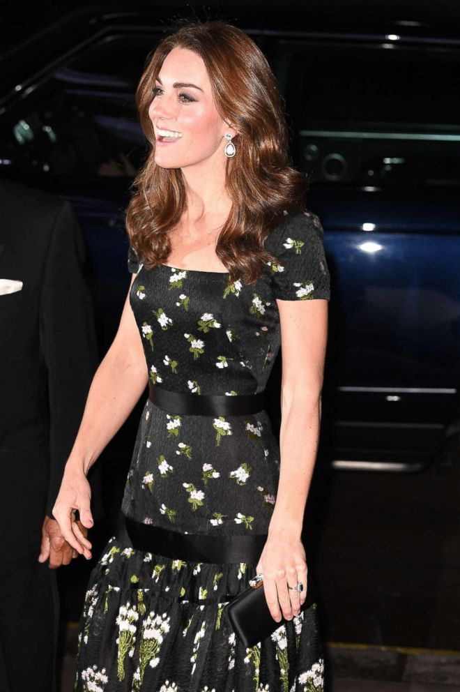 PHOTO: The Duchess of Cambridge, Kate Middleton, attends the 2019 Portrait Gala, held at the National Portrait Gallery in London, March 12, 2019.