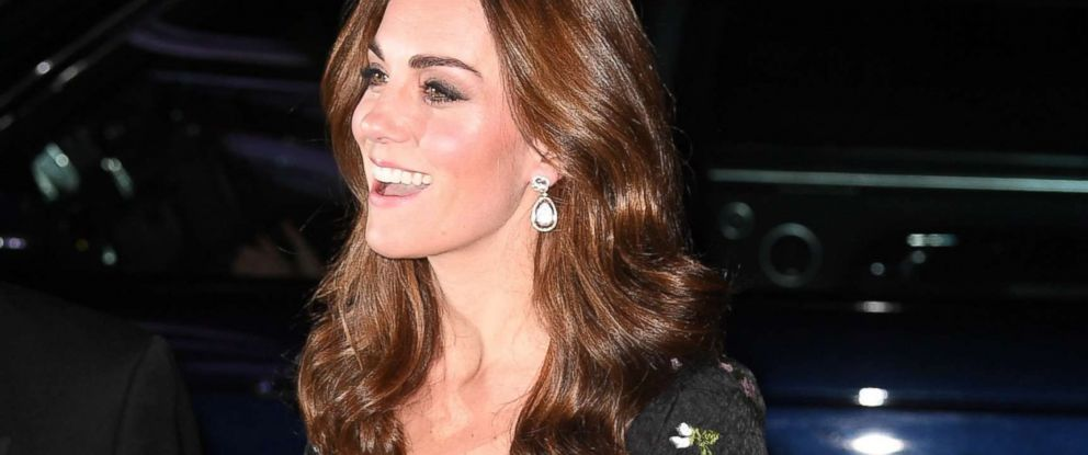 PHOTO: The Duchess of Cambridge,Kate Middleton, attends the 2019 Portrait Gala, held at the National Portrait Gallery in London, March 12, 2019.