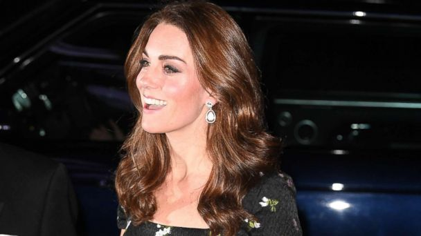 See how Duchess Kate recycled and refashioned an old dress for glamorous National Portrait Gallery gala