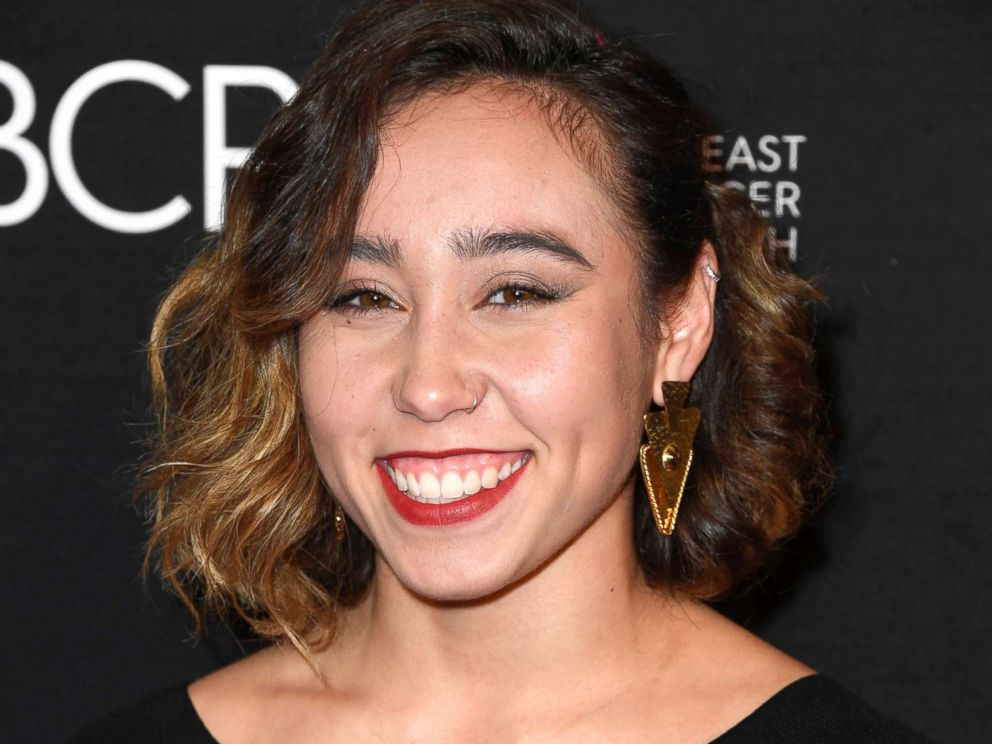 PHOTO: Katelyn Ohashi attends The Womens Cancer Research Funds An Unforgettable Evening Benefit Gala at the Beverly Wilshire Four Seasons Hotel, Feb. 28, 2019, in Beverly Hills, Calif.