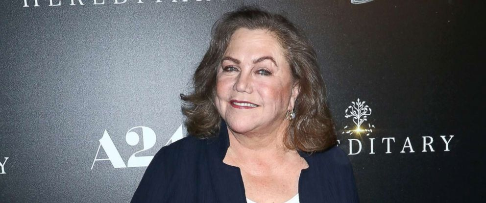 """PHOTO: Kathleen Turner attends the screening of """"Hereditary"""" at Metrograph, June 5, 2018, in New York City."""