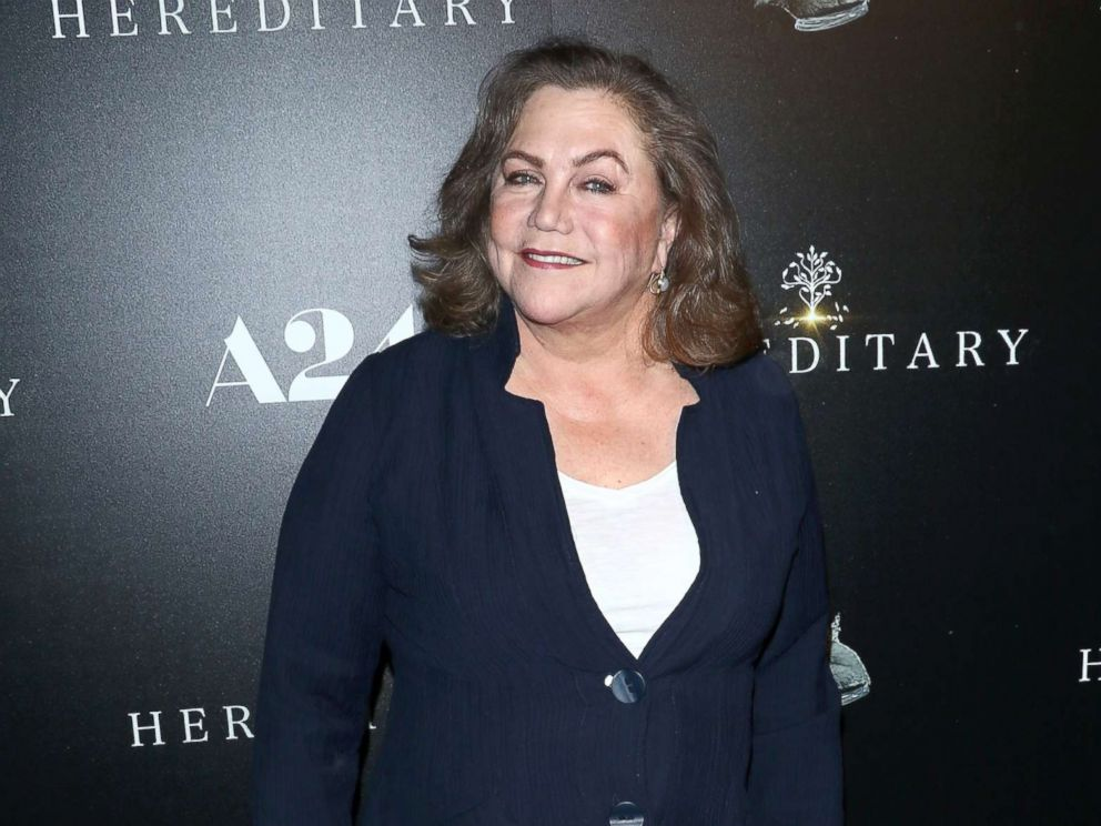 PHOTO: Kathleen Turner attends the screening of Hereditary at Metrograph, June 5, 2018, in New York City.