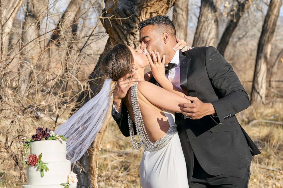 The Bachelorette and Justin's fake wedding