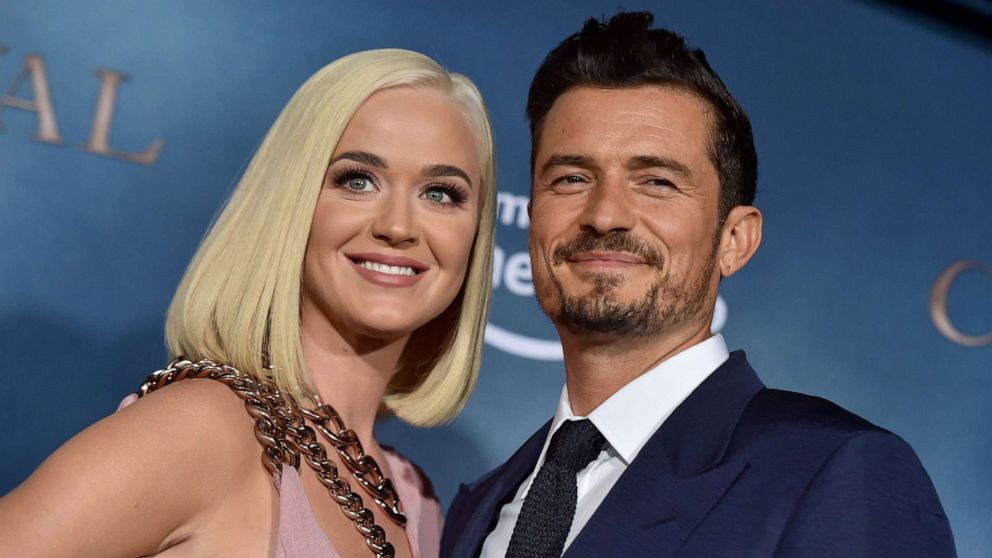 Katy Perry gushes over fiance Orlando Bloom on his 43rd birthday