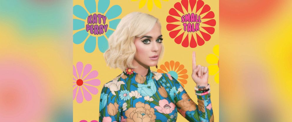 """PHOTO: Katy Perrys single, """"Small Talk"""" will be released on Aug. 9, 2019."""