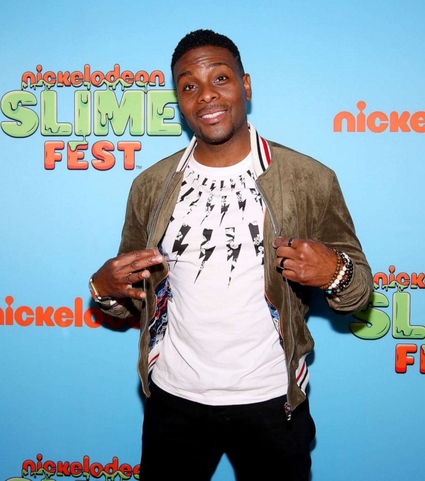 PHOTO: Kel Mitchell attends Nickelodeons Second Annual SlimeFest at Huntington Bank Pavilion on June 08, 2019 in Chicago, Illinois.