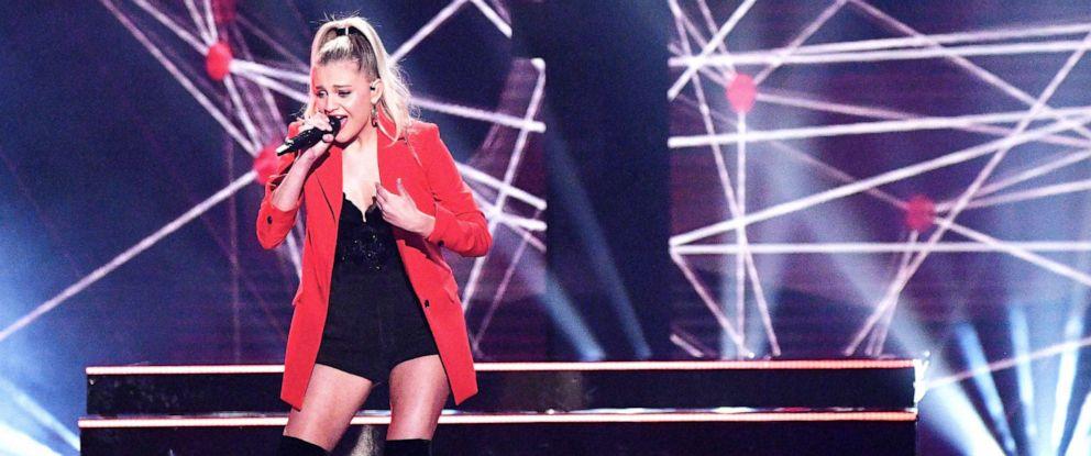 PHOTO: Kelsea Ballerini performs at the 2019 CMT Music Awards on June 05, 2019 in Nashville, Tenn.