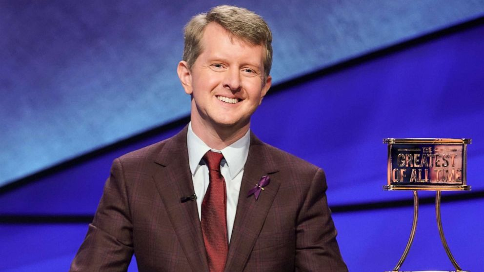 Ken Jennings dishes on new 'Jeopardy!' role ahead of ...