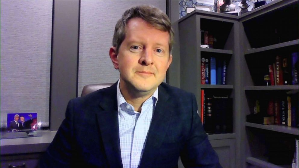 Ken Jennings reflects on his final conversations with Alex ...