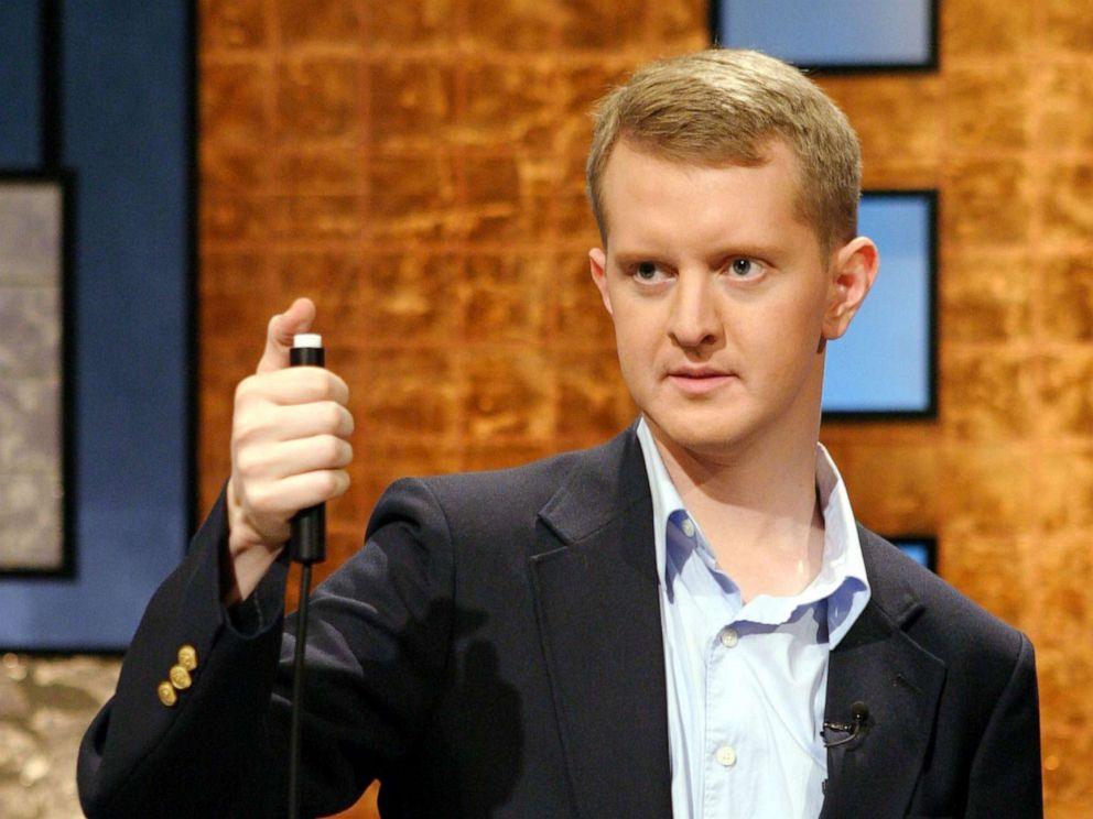 PHOTO: Ken Jennings poses in this undated handout photo from Jeopardy.