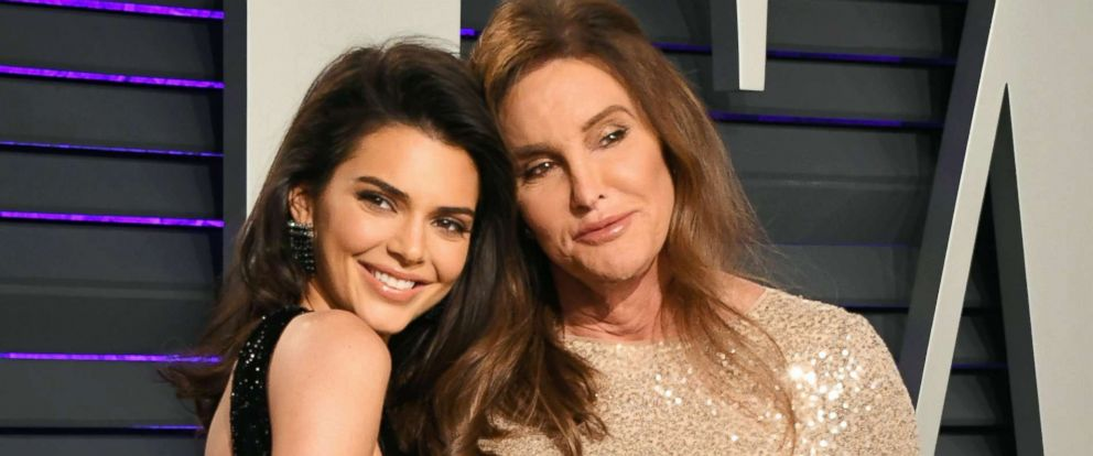 PHOTO: Kendall Jenner and Caitlyn Jenner attend the 2019 Vanity Fair Oscar Party hosted by Radhika Jones on Feb. 24, 2019, in Beverly Hills, Calif.