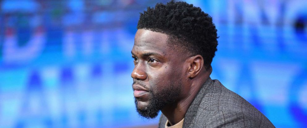 """PHOTO: Kevin Hart appears on """"Good Morning America,"""" Jan. 9, 2019."""