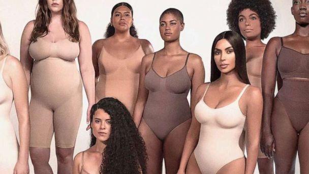 Kim Kardashian West announces SKIM as the new name of shapewear line