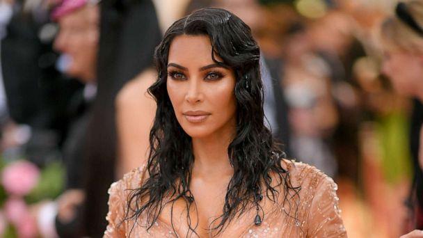 Kim Kardashian West stuns in Mugler 'Iconic Wet Look' at 2019 Met Gala