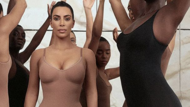 Kim Kardashian West explains why she changed the name of her shapewear line