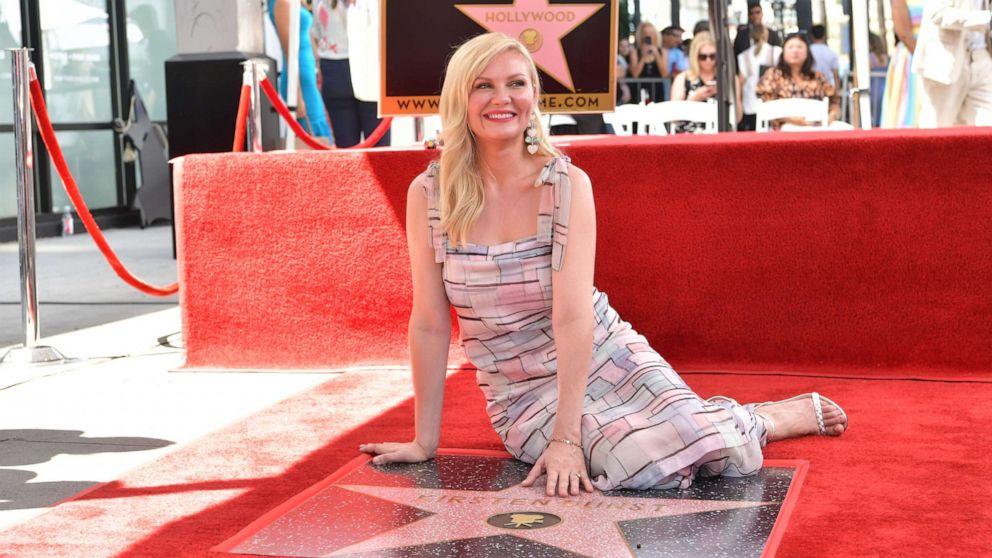 Картинки по запросу Kirsten Dunst Walk of Fame Star