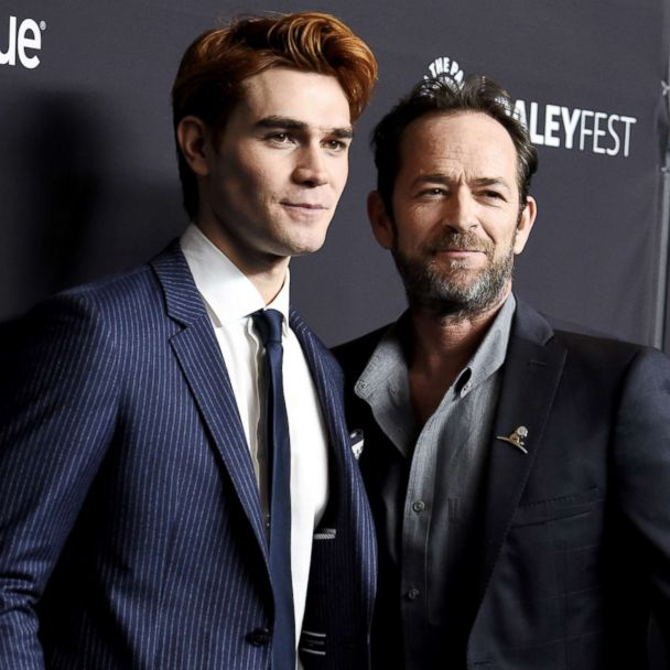 a6b733633 Shannen Doherty, other '90210' and 'Riverdale' stars react to death of Luke  Perry: 'Devastated by the loss of my friend'