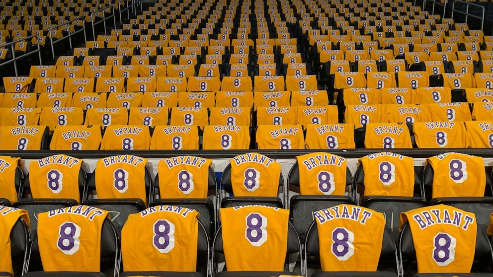 Lakers How the will honor 1st Bryant home at their  Kobe