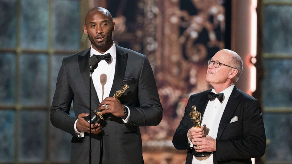This is the story of Kobe Bryant's life