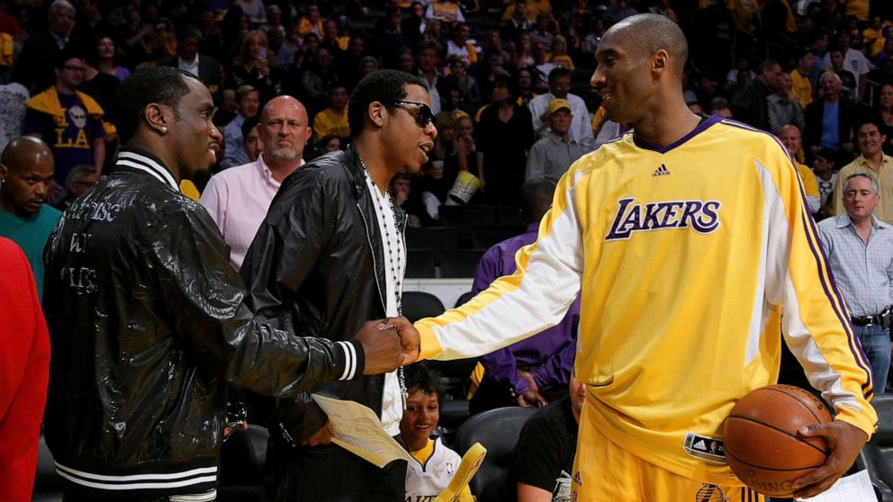 Hip-hop mourns Kobe Bryant — an icon in rap lyrics for decades