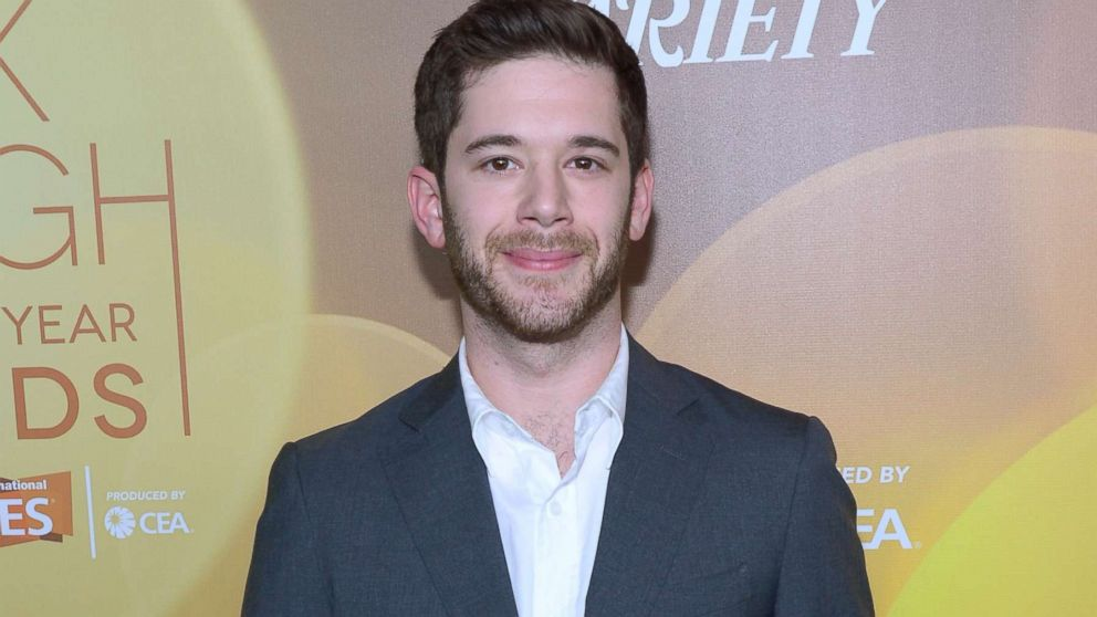 Honoree Colin Kroll attends the Variety Breakthrough of the Year Awards during the 2014 International CES at The Las Vegas Hotel & Casino, Jan. 9, 2014, in Las Vegas.