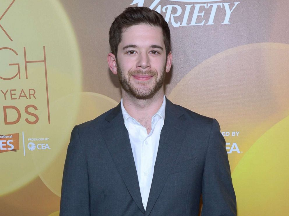 PHOTO: Honoree Colin Kroll attends the Variety Breakthrough of the Year Awards during the 2014 International CES at The Las Vegas Hotel & Casino, Jan. 9, 2014, in Las Vegas.