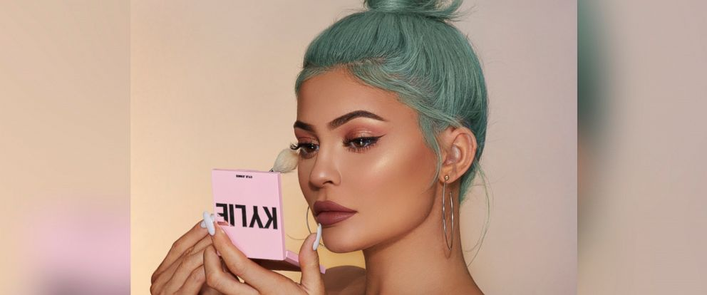PHOTO: Kylie Cosmestics is releasing several new products, and fans are already obsessed.""